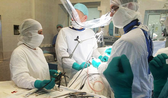 Иркутские нейрохирурги